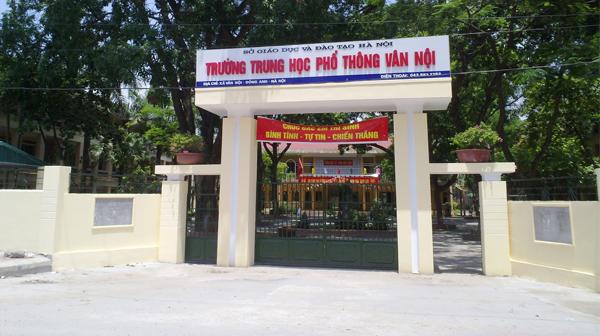 Hút bể phốt tại Vân Nội